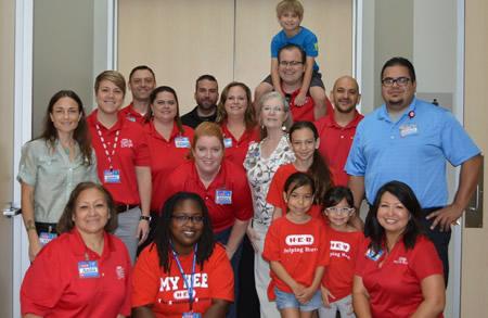 Austin Group & Corporate Volunteers