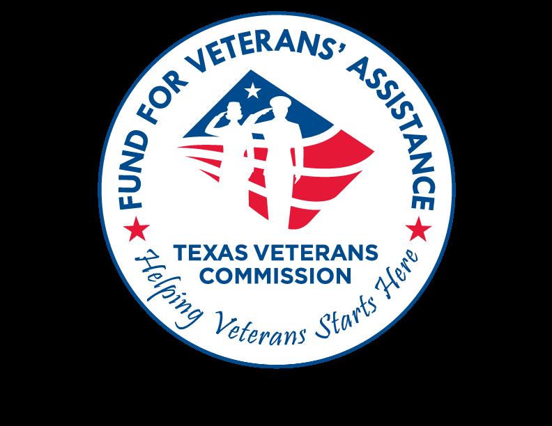 Logo for Texas Veterans Commission