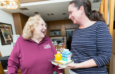 Greater Austin Volunteer Opportunities with the Elderly and