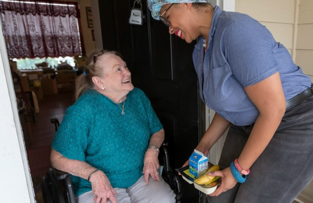 Greater Austin Prepared Meal Delivery Service for Seniors ...